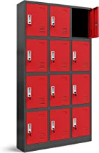 Rouge Jan Nowak by Domator24 Lot de 18 Rangement ergobox empilable bo/îtes Plastique Taille 2 et 3
