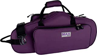 Protec MX304CTPR Alto Saxophone Contoured MAX Case, Purple