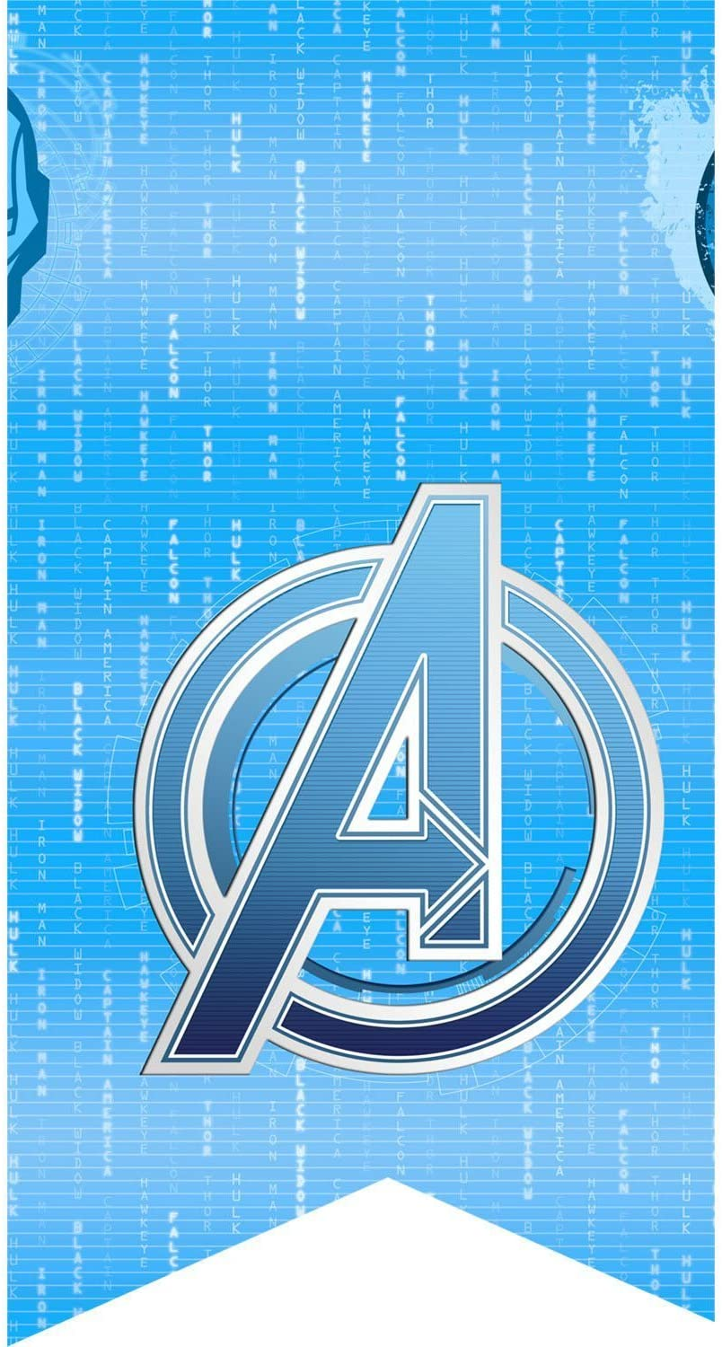 Avengers Assemble NEW Overseas parallel Purchase import regular item Birthday Party Tablecloth pe Tablecover 1