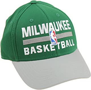 milwaukee bucks adidas hat