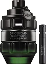 Viktor Rolf Spicebomb Night Vision Sample Vial 0.04 fl oz / 1.2 ml