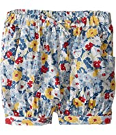 Ralph Lauren Baby - Viscose Crepe Floral Shorts (Infant)