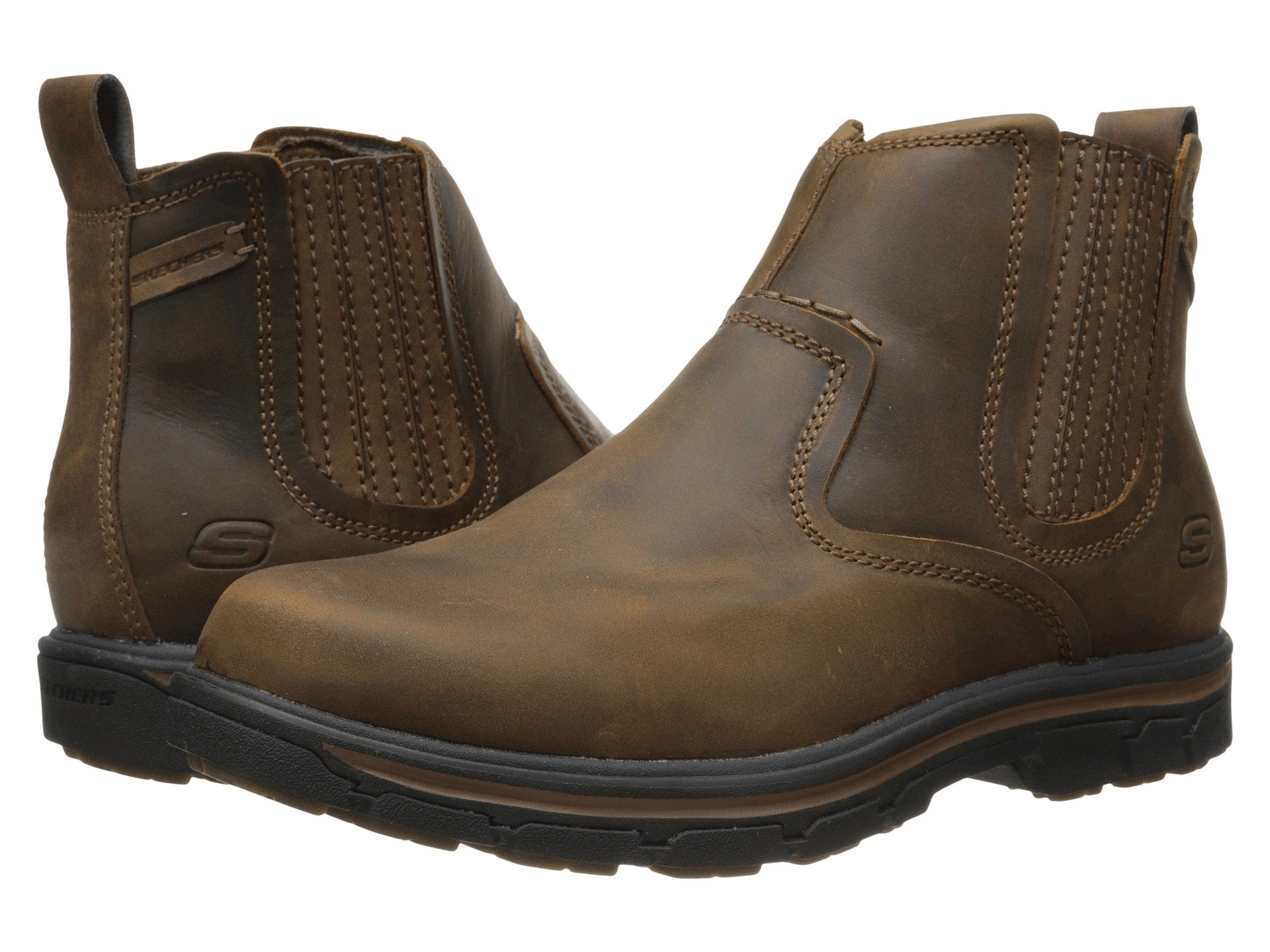 dorton single men Shop skechers men's dorton boots and other name brand casual shoes at the exchange you've earned the right to shop tax free and enjoy free shipping.