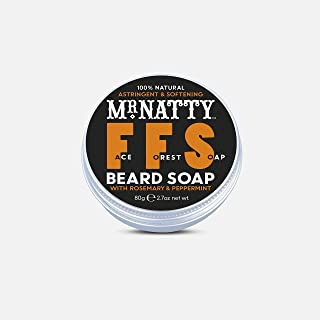 Mr Natty's Forest Face Beard Soap
