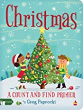 Christmas: A Count and Find Primer