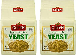 Sponsored Ad - Gefen Instant Dry Yeast, 1 pound (2 Pack)