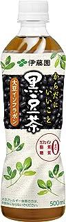 伊藤園 からだにいいこと 黒豆茶 500ml ×24本 デカフェ・ノンカフェイン