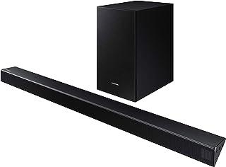 Samsung 2.1 Soundbar HW-R550 with Wireless Subwoofer, Bluetooth Compatible, Smart Sound..