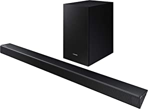 Samsung 2.1 Soundbar HW-R550 with Wireless Subwoofer, Bluetooth Compatible, Smart Sound Mode, Game Mode, 320-Watts