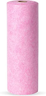 Felt Cleaning Cloths Machine Washable - Reusable Car & Kitchen Dish Cloths Absorbent Towels in Roll Leather Wipes Rag Clea...
