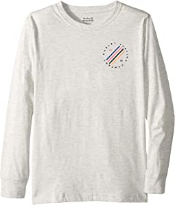 Sail Bait Long Sleeve Tee (Big Kids)