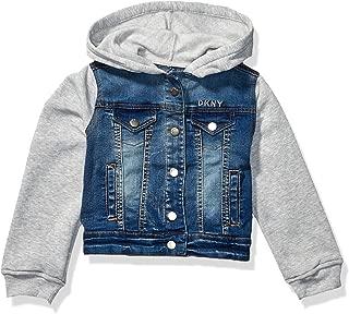 DKNY Girls' Casual Jacket
