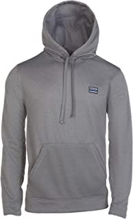 Farm Blue Mens Performance Pullover Hoodie –w.Blue Lives Matter Flag- Big & Tall