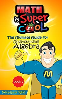 The Ultimate Guide for Understanding Algebra: How to Get A+ in Algebra Fast: Algebra 1, Algebra 2