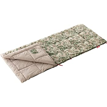 コールマン(Coleman) 寝袋 パフォーマーIII C10 使用可能温度10度 封筒型