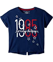 Tommy Hilfiger Kids - 1985 Tee (Big Kids)