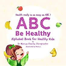 ABC Be Healthy: Alphabet Book for Healthy Kids