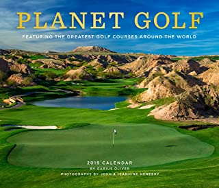 Best planet golf calendar 2019 Reviews