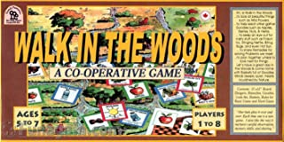 Family Pastimes Walk in the Woods - A Co-operative Game
