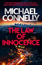 The Law of Innocence: The Brand New Lincoln Lawyer Thriller (Mickey Haller Series Book 6) (English Edition)