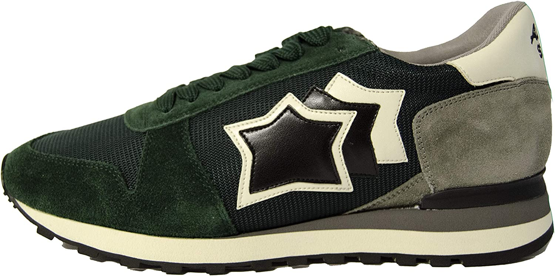 Atlantic estrellas Argo verde sautope da ginnastica Uomo 40