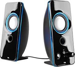 Best cyber acoustics 2.0 speaker system Reviews
