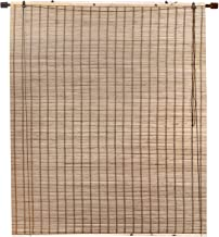 Kurtzy Bamboo Curtain Door Window Shades (5 Feet) (Pack of 1)
