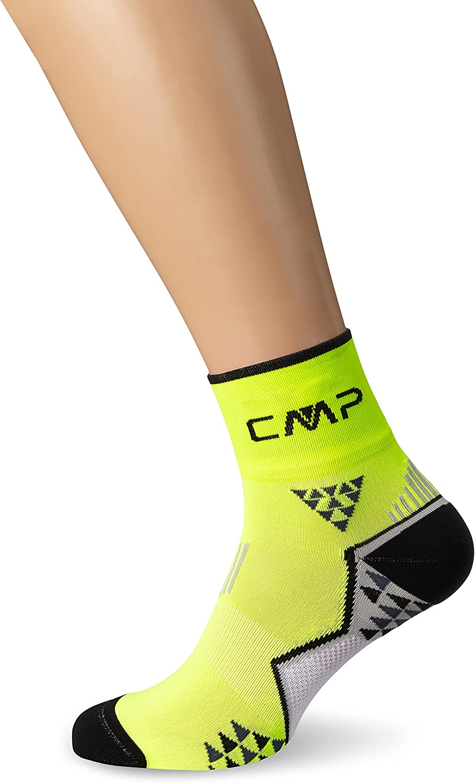 CMP Calze Calzini Da Uomo Gelb Neon,