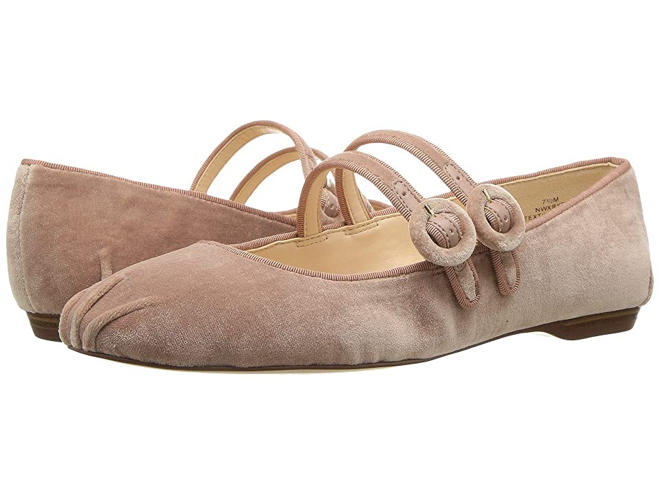 Nine West Xrye (Natural/Natural Fabric) Women