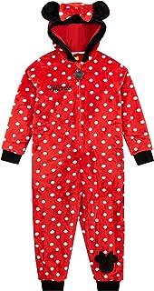 Disney Pijama Entera para niñas Minnie Mouse