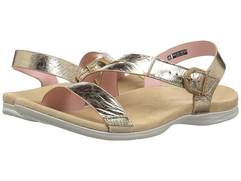 Spenco Roxbury Sandal (Light Taupe) Women