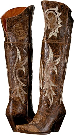 560e9e794f6 Your Selections. Shoes · Boots · Over the Knee Boots · Women. Brown. 172. Dan  Post