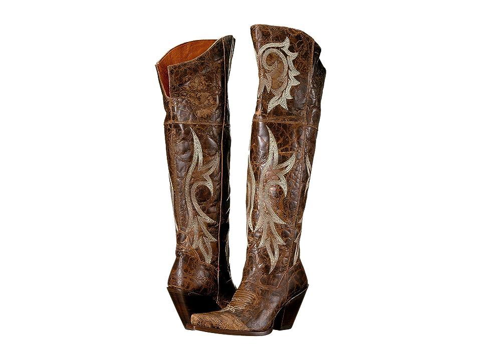 Dan Post Jilted (Brown) Cowboy Boots