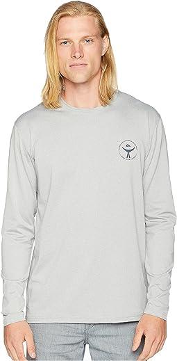 Watermark Long Sleeve Rashguard