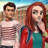 Virtual High School Girls Simulator: la vie des jeux d'aventure pour les enseignants à l'école gratuite pour les enfants 2018