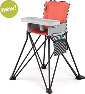 Summer Pop 'n Sit SE Highchair (Sweetlife Edition), Mango Melon