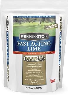 Pennington Fast Acting Lime Soil Amendment, 6 lb
