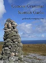 Concise Grammar Scottish Gaelic