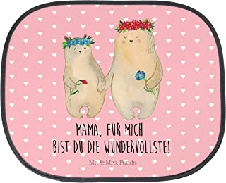 Kinder Auto Sonnenschutz Lama K/önig /& Mrs Farbe Aztekenblau Mr Panda R/ücksitz