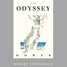 the odyssey translated by robert fitzgerald audiobook