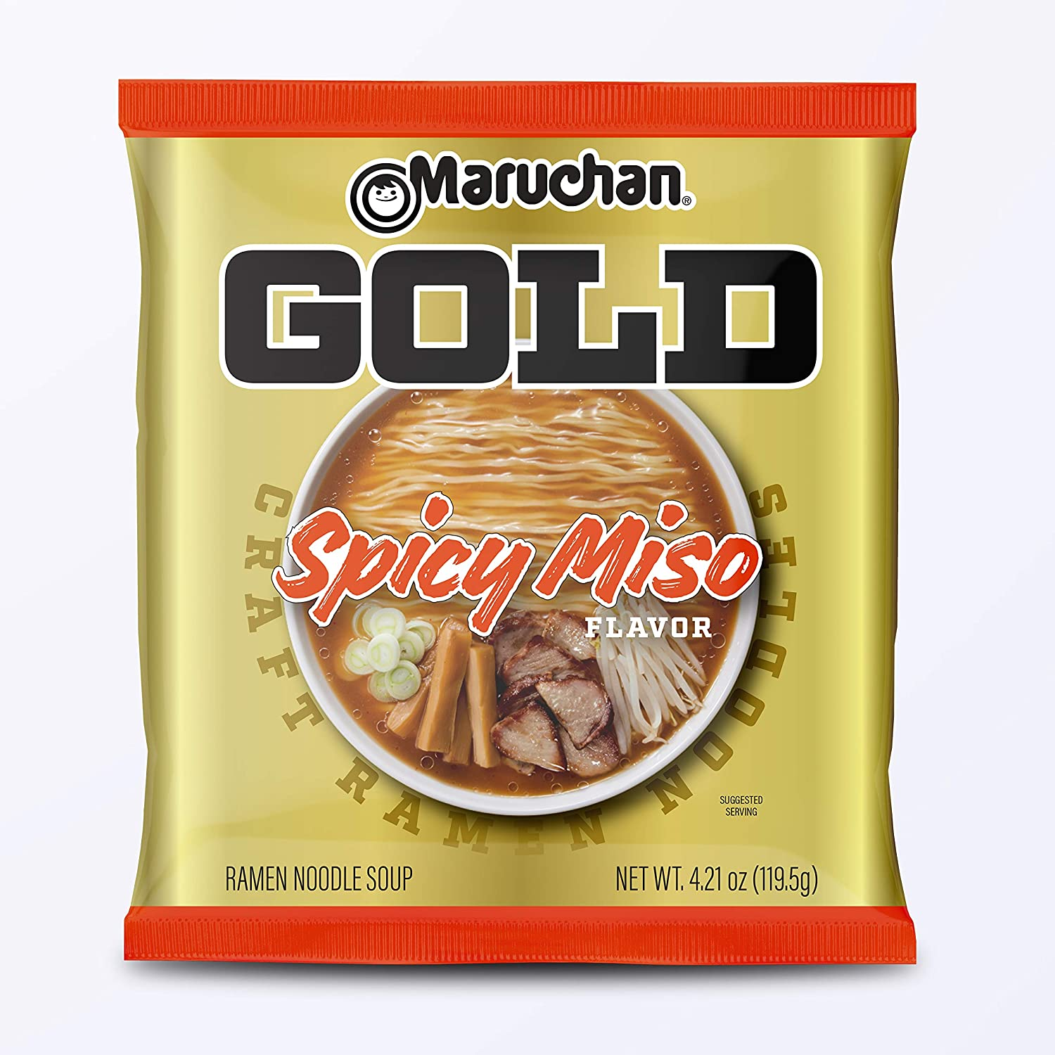 Maruchan GOLD 992025 Gold Spicy Ramen All items in the Boston Mall store Miso Craft Noodles
