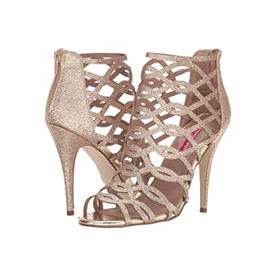 Blue by Betsey Johnson Judeth (Champagne) High Heels