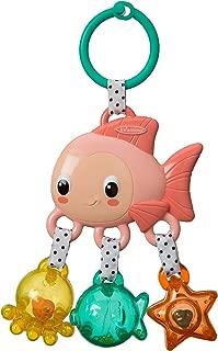 Infantino Jingle Sea Charms Fish Rattle