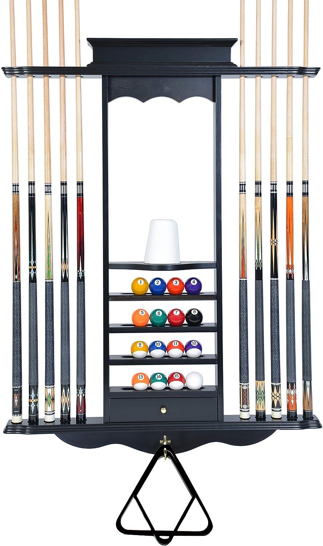 5pcs Plastic Snooker Billiard Pool Cue Stick Rod Hanger Orange 13mm//10mm