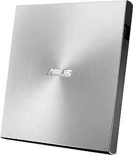 Asus Masterizzatore Esterno ZenDrive U9M TYPE C, Ultra Slim 8x, Supporto M-Disc, compatible con Windows e Mac OS, colore S...