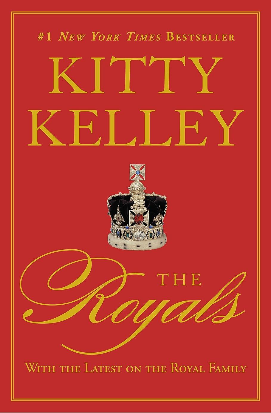くすぐったいバトルアンデス山脈The Royals (English Edition)