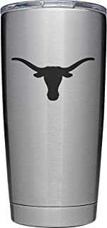 YETI Officially Licensed Collegiate Series Rambler, 20oz Tumbler with MagSlider Lid