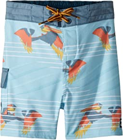 Sundays LT Boardshorts (Toddler/Little Kids)