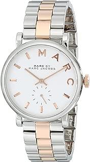 Best baker watch marc jacobs silver Reviews