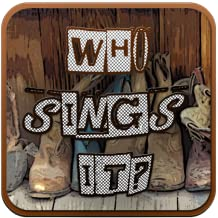 Who Sings It?   Guess the Country Music Song  Country Music Quiz